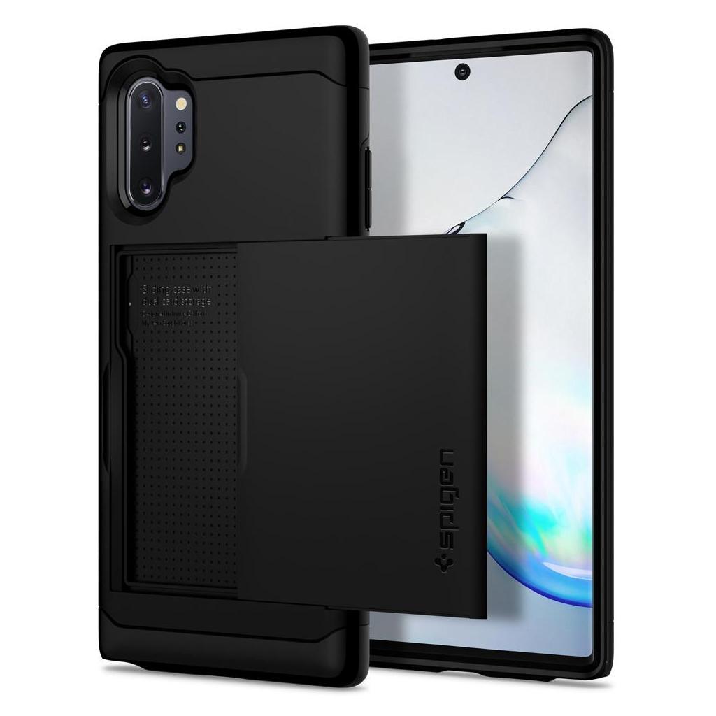 Spigen® Slim Armor CS™ ACS00232 Samsung Galaxy Note 10+ Plus Case - Black