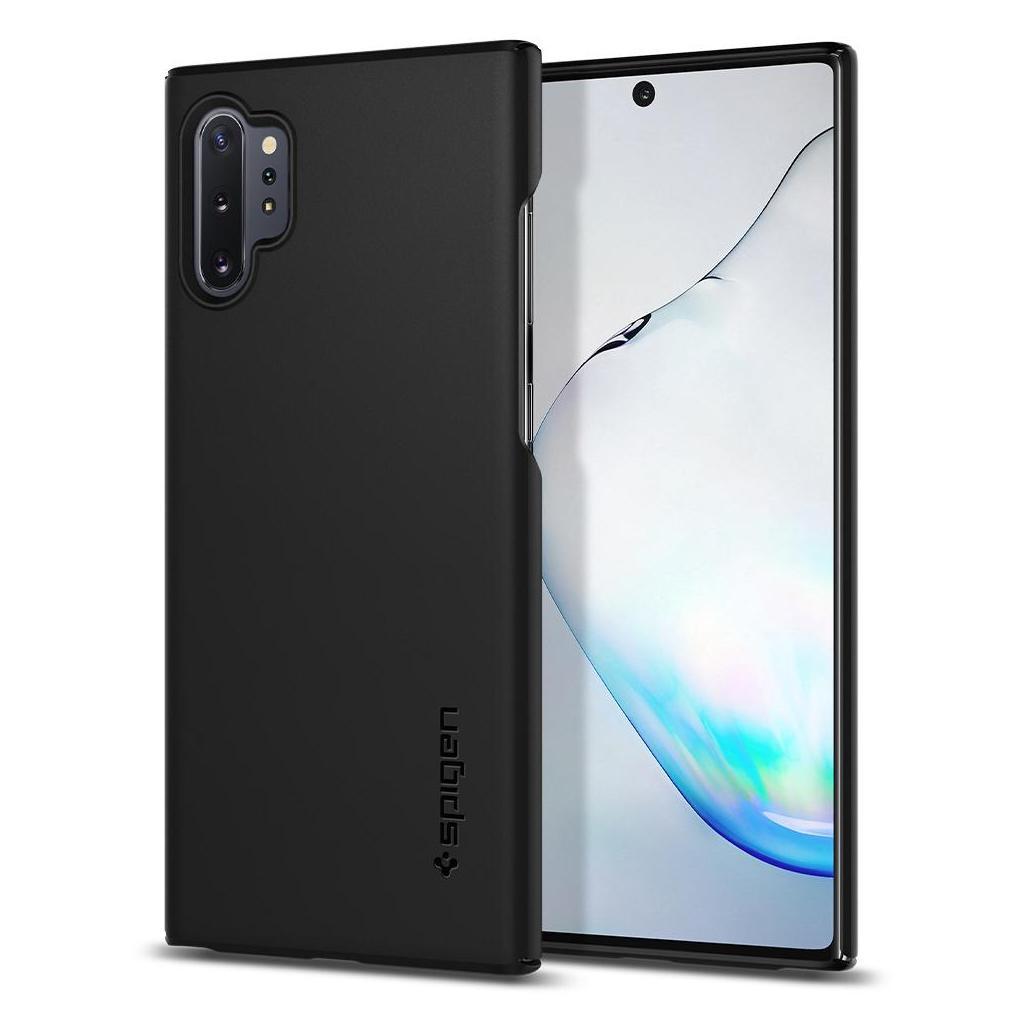Spigen® Thin Fit™ 627CS27325 Samsung Galaxy Note 10+ Plus Case - Black