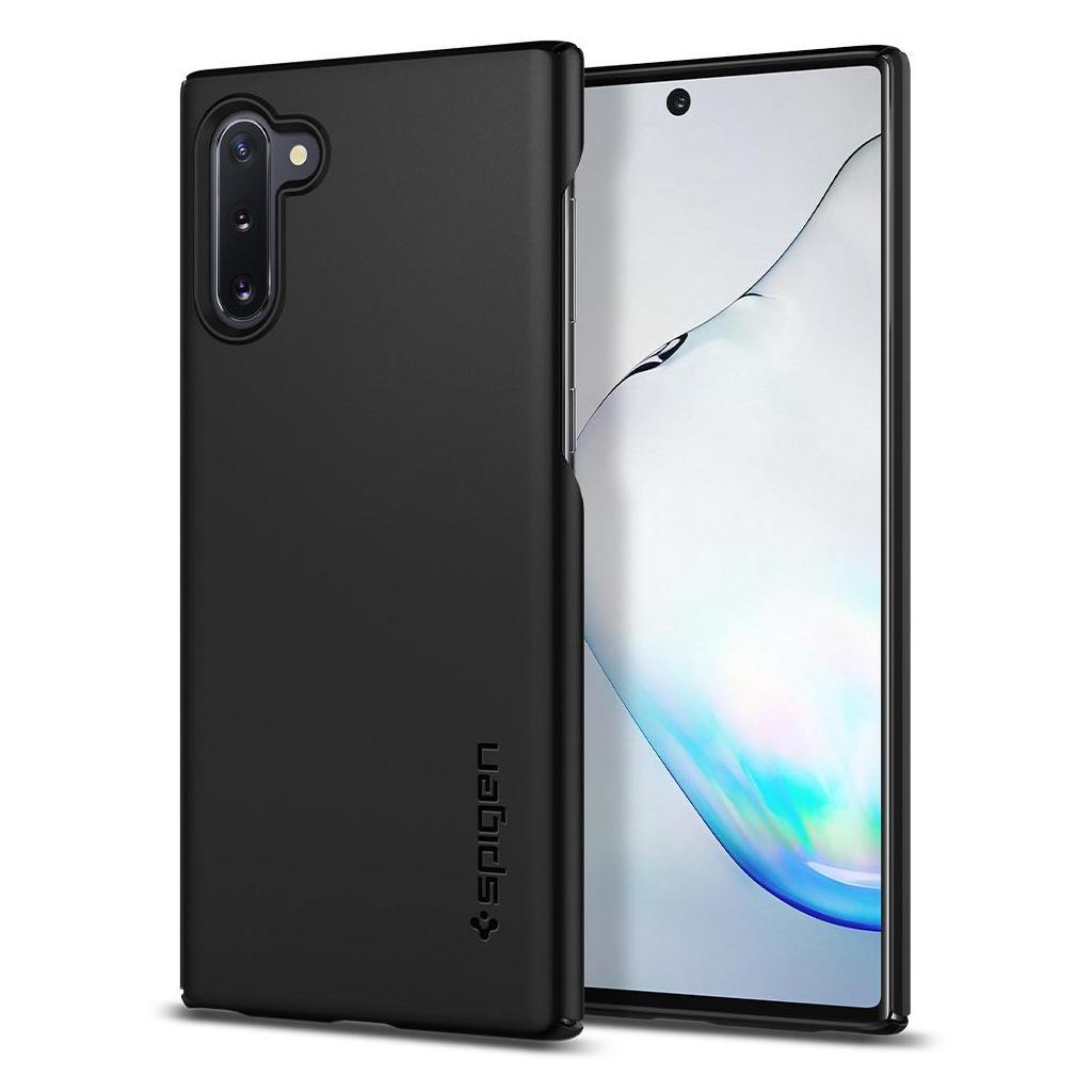 Spigen® Thin Fit™ 628CS27368 Samsung Galaxy Note 10 Case - Black