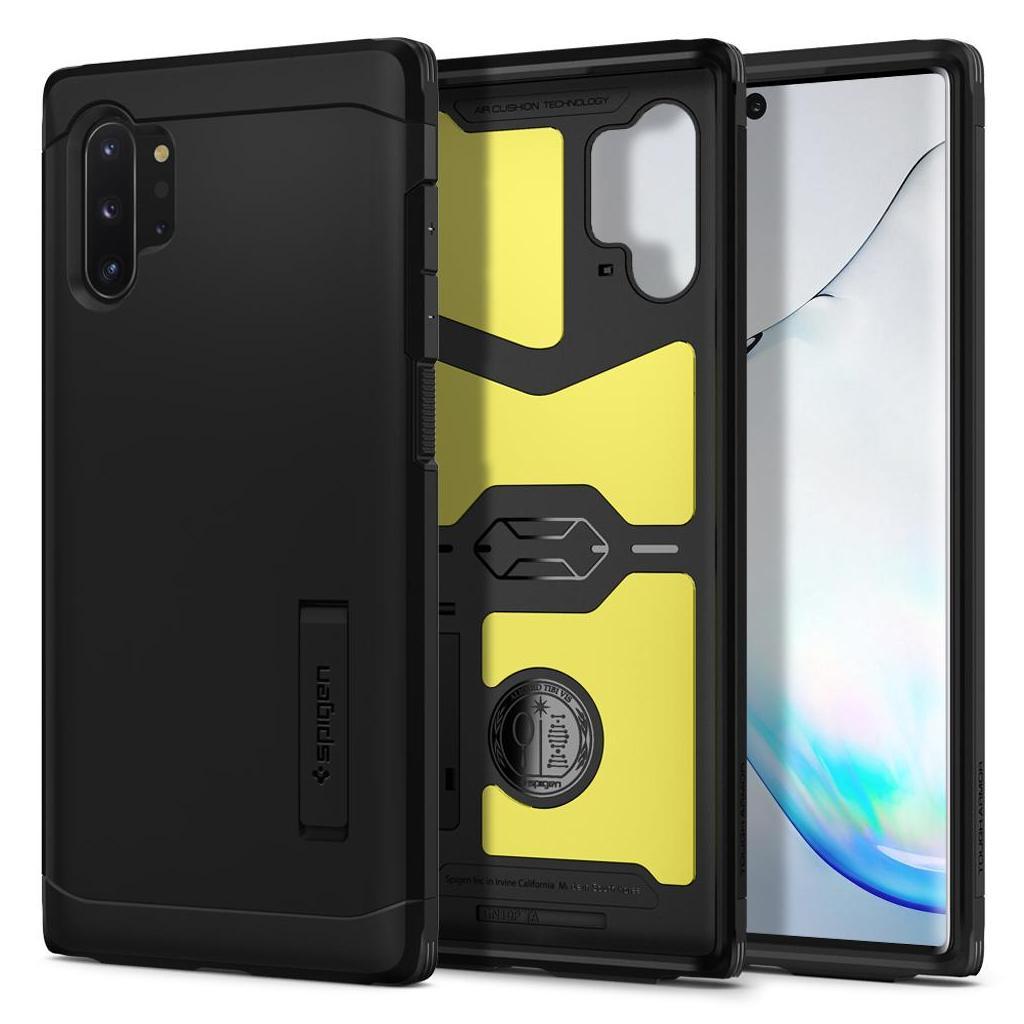 Spigen® Tough Armor™ 627CS27337 Samsung Galaxy Note 10+ Plus Case - Black