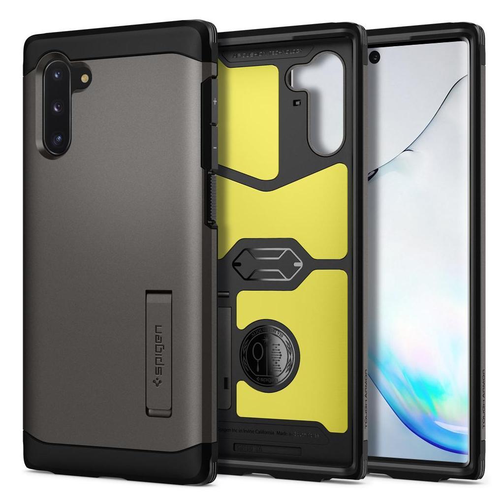 Spigen® Tough Armor™ 628CS27379 Samsung Galaxy Note 10 Case - Gunmetal