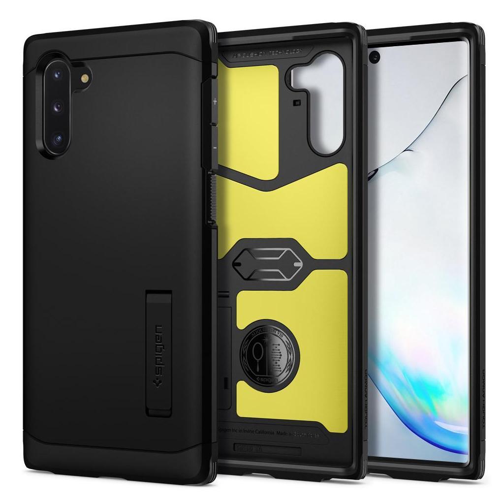 Spigen® Tough Armor™ 628CS27380 Samsung Galaxy Note 10 Case - Black