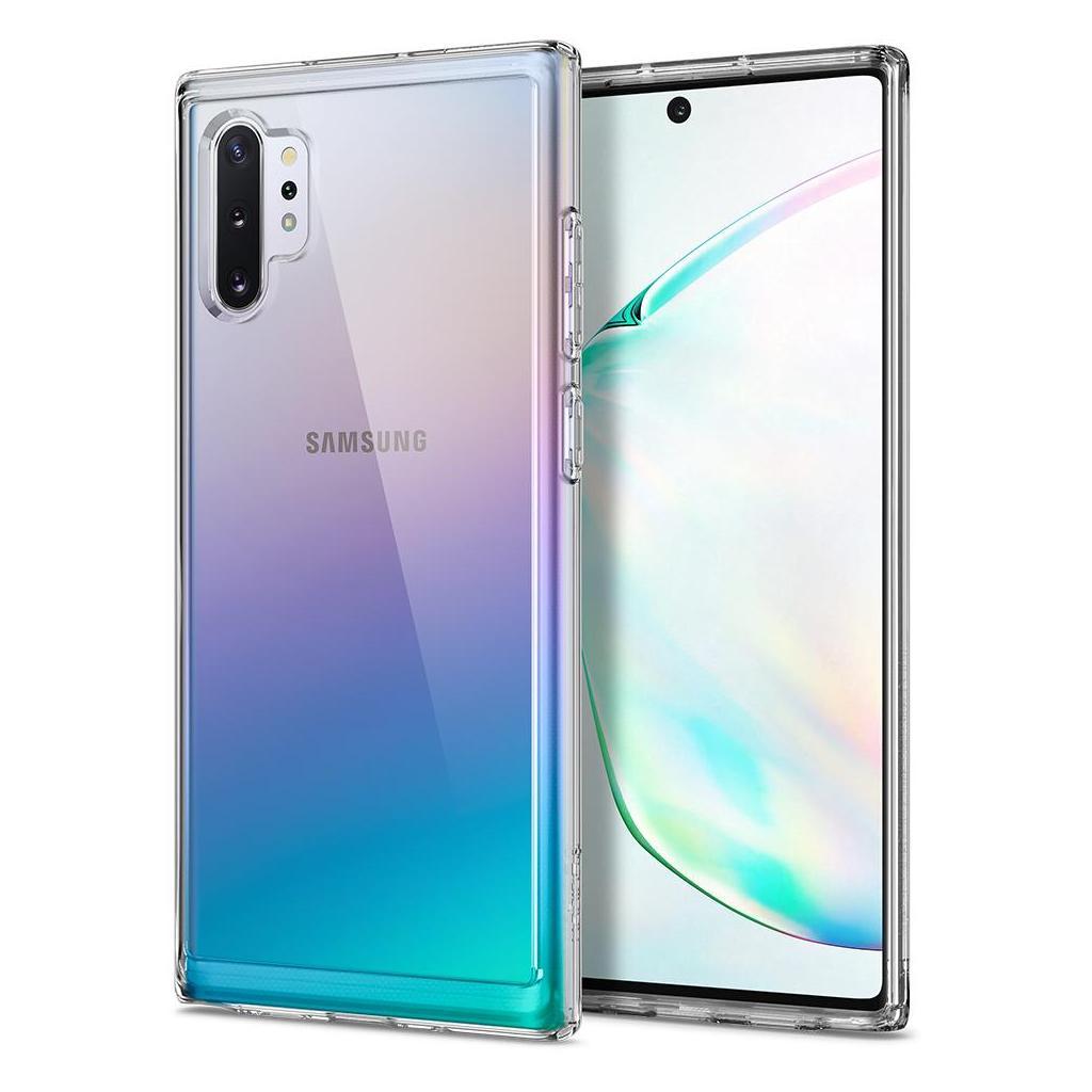 Spigen® Ultra Hybrid™ 627CS27332 Samsung Galaxy Note 10+ Plus Case - Crystal Clear