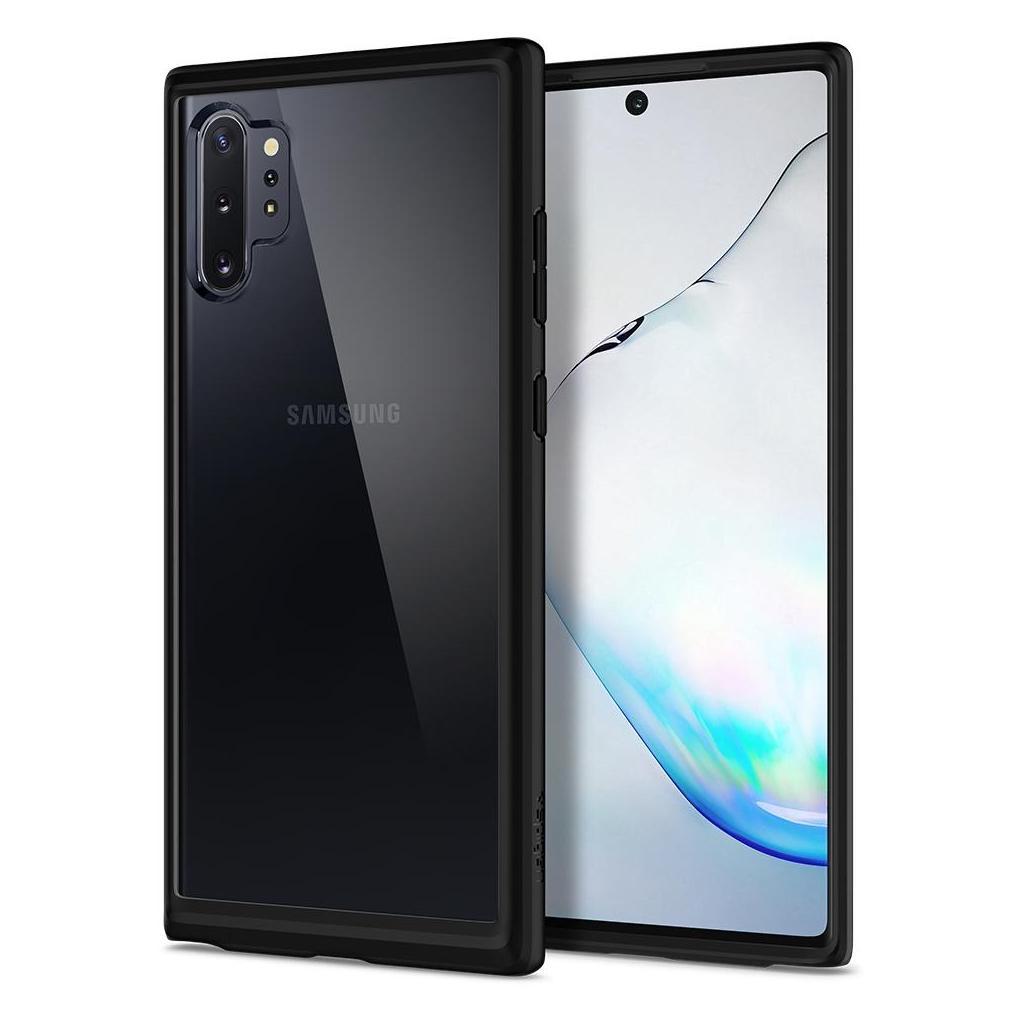 Spigen® Ultra Hybrid™ 627CS27333 Samsung Galaxy Note 10+ Plus Case - Matte Black