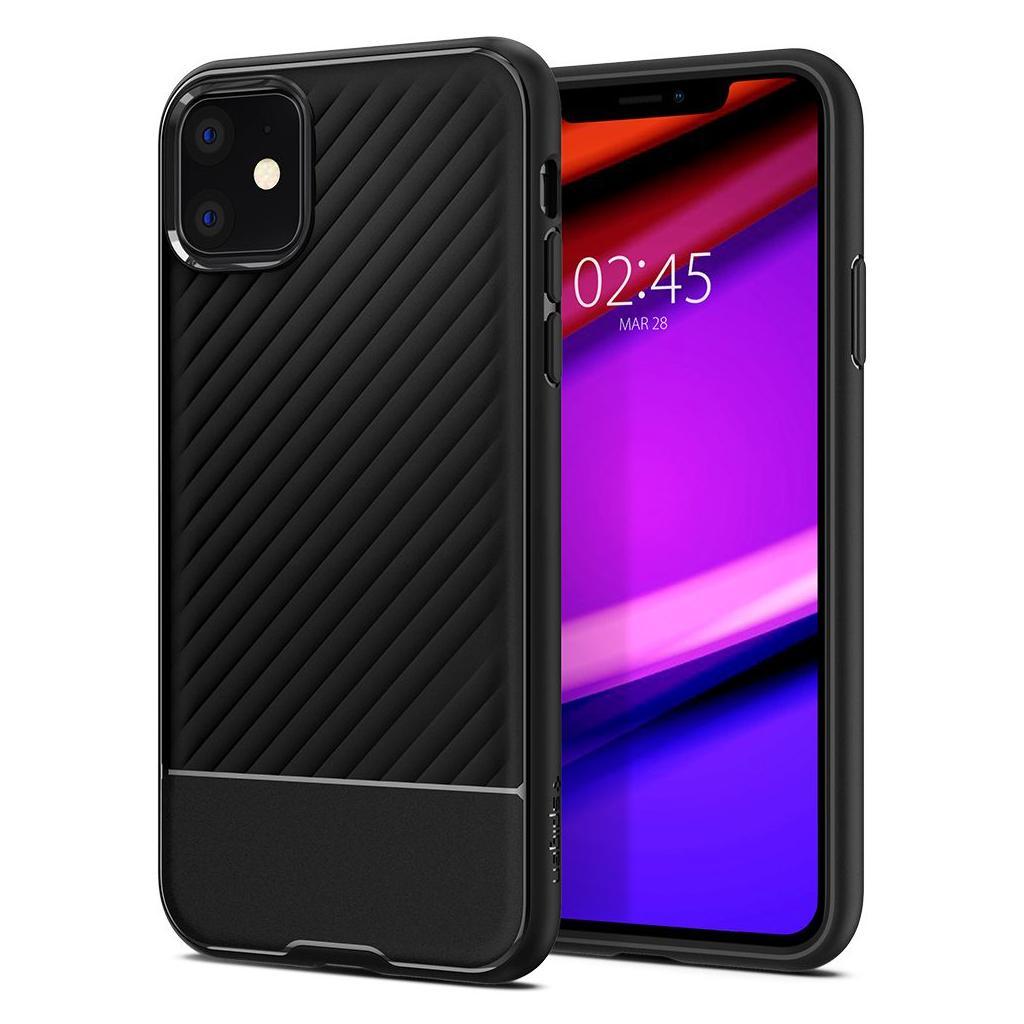 Spigen® Core Armor™ 076CS27072 iPhone 11 Case - Black