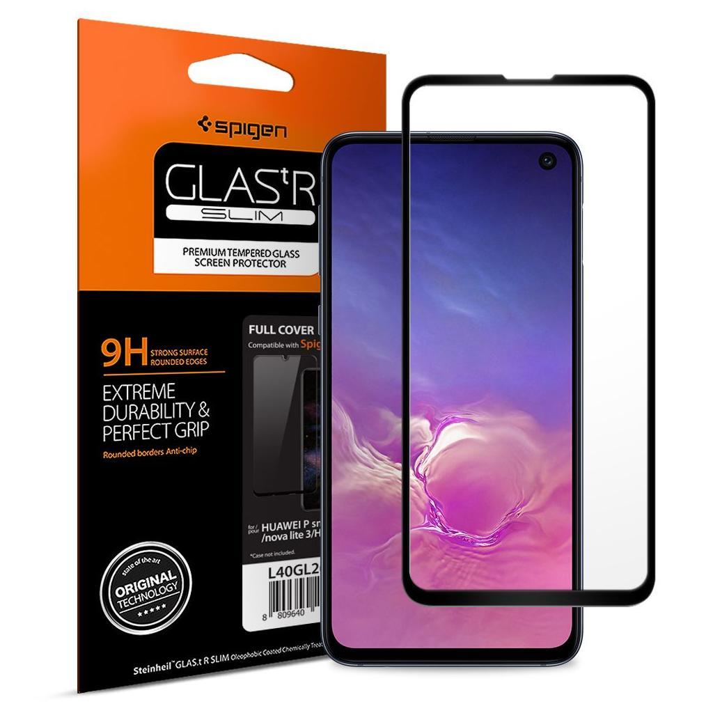 Spigen® GLAS.tR™ Full Cover HD 609GL26003 Samsung Galaxy S10e Premium Tempered Glass Screen Protector