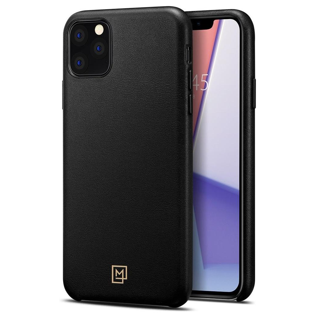 Spigen® La Manon Câlin™ 075CS27064 iPhone 11 Pro Max Case - Chic Black