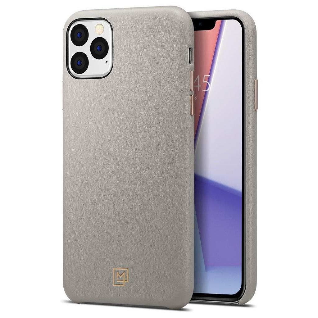 Spigen® La Manon Câlin™ 075CS27065 iPhone 11 Pro Max Case - Oatmeal Beige