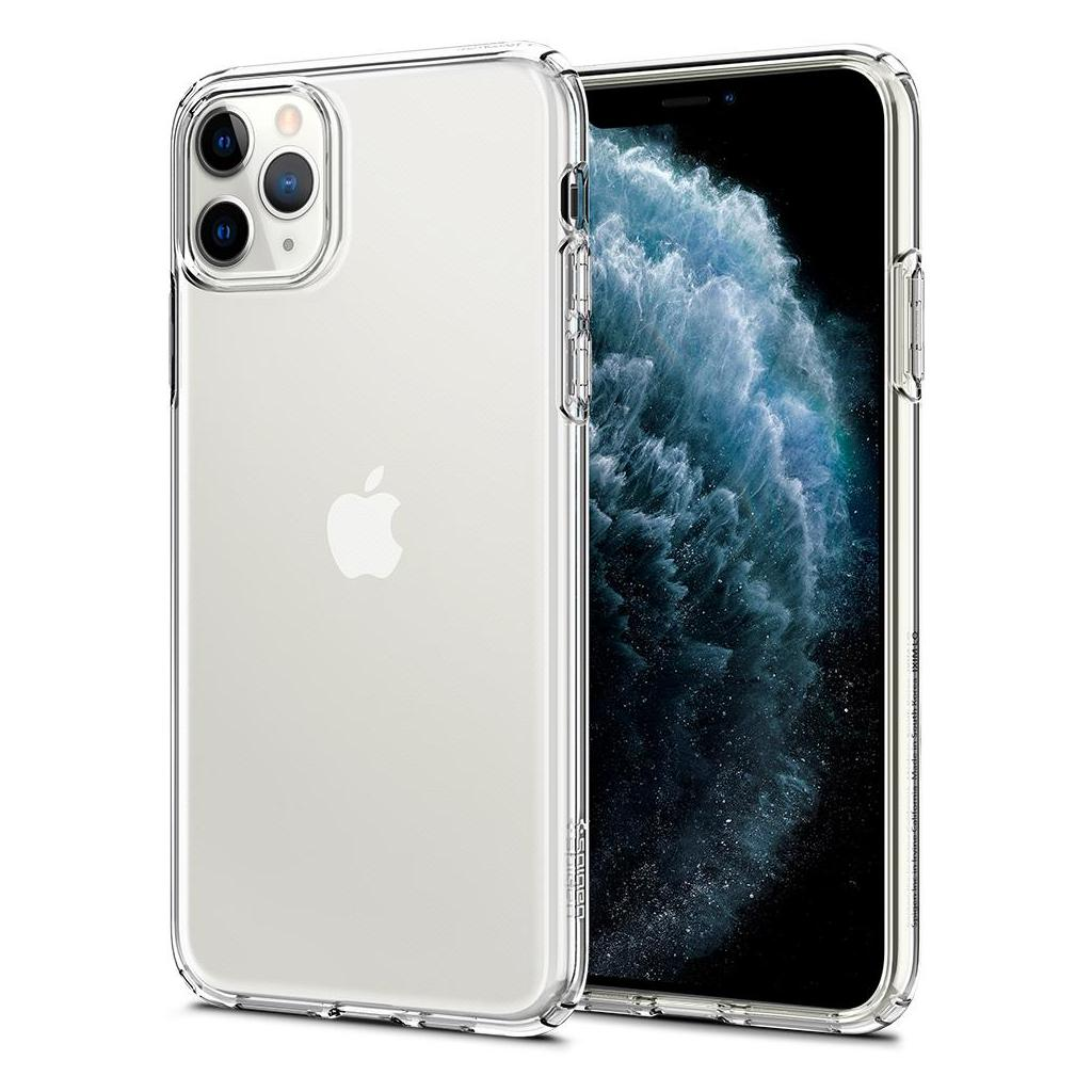Spigen® Liquid Crystal™ 075CS27129 iPhone 11 Pro Max Case - Crystal Clear