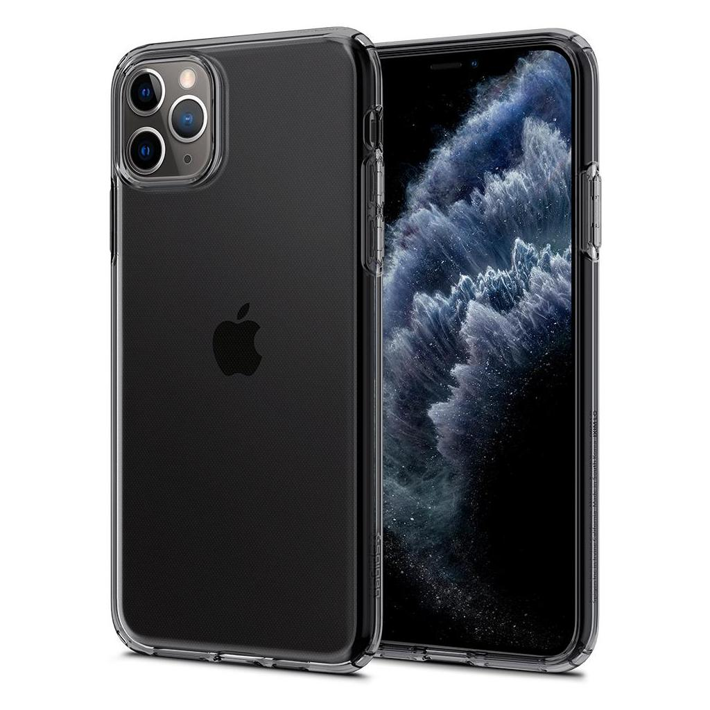 Spigen® Liquid Crystal™ 075CS27130 iPhone 11 Pro Max Case - Space Crystal
