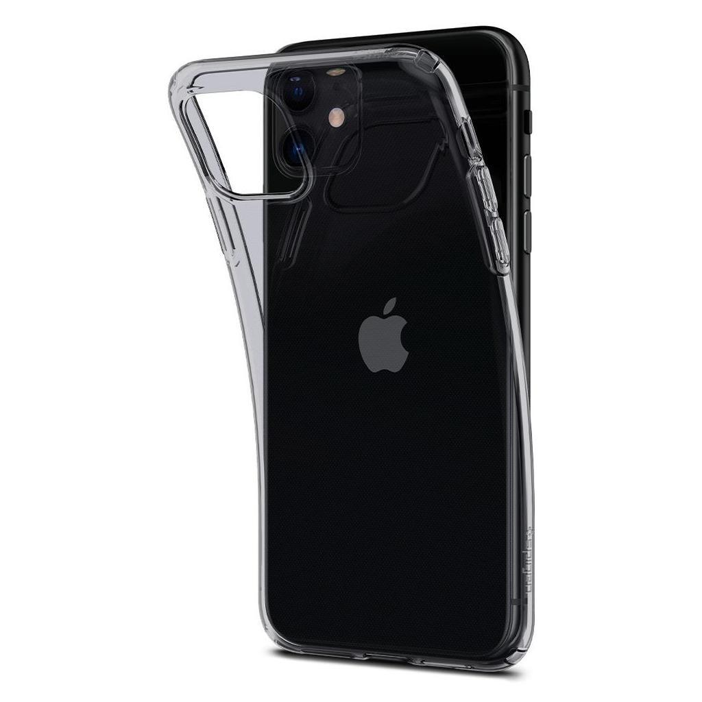 Spigen® Liquid Crystal™ 076CS27180 iPhone 11 Case - Space Crystal