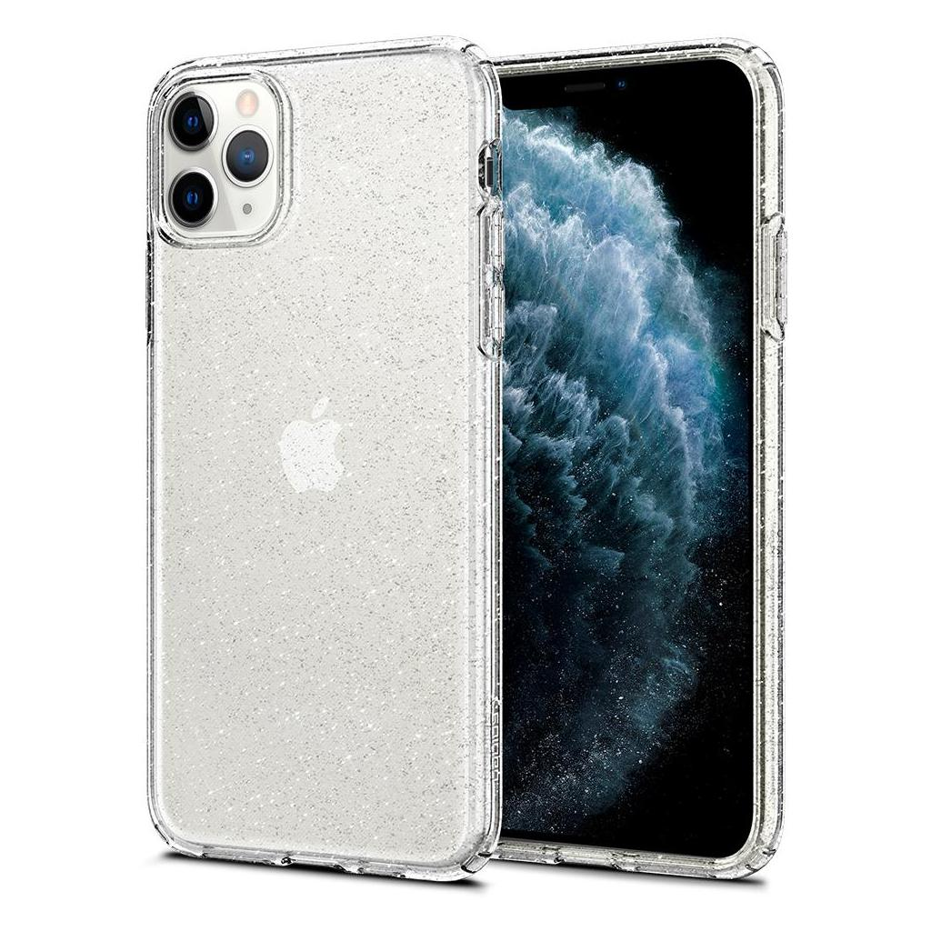 Spigen® Liquid Crystal Glitter™ 077CS27229 iPhone 11 Pro Case - Crystal Quartz