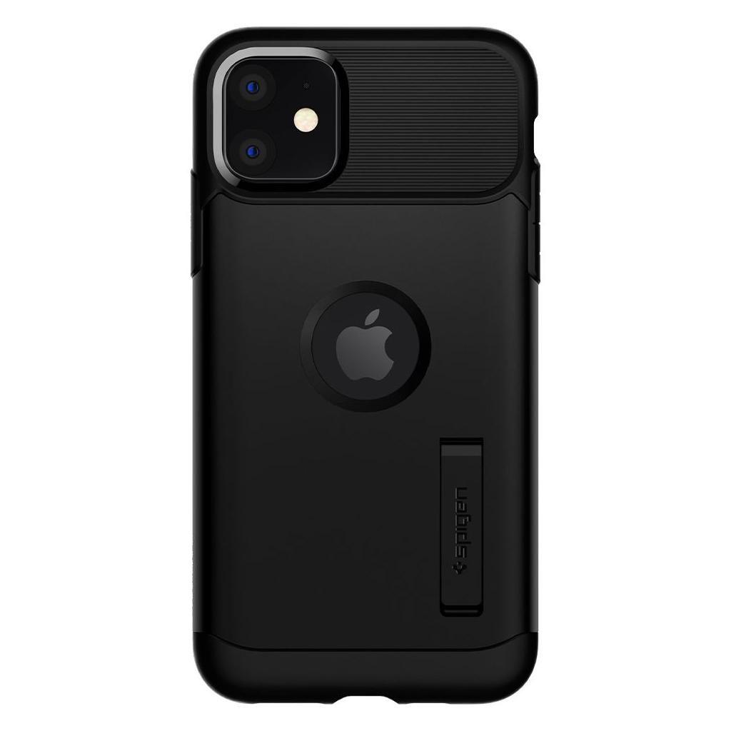 Spigen® Slim Armor™ 076CS27076 iPhone 11 Case - Black