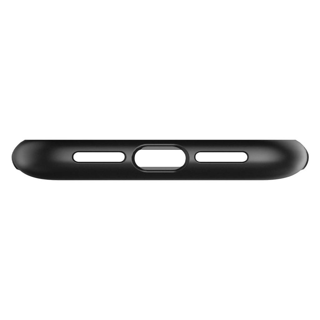 Spigen® Slim Armor™ 076CS27077 iPhone 11 Case - Gunmetal