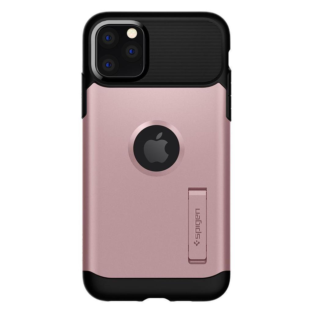 Spigen® Slim Armor™ 077CS27101 iPhone 11 Pro Case - Rose Gold