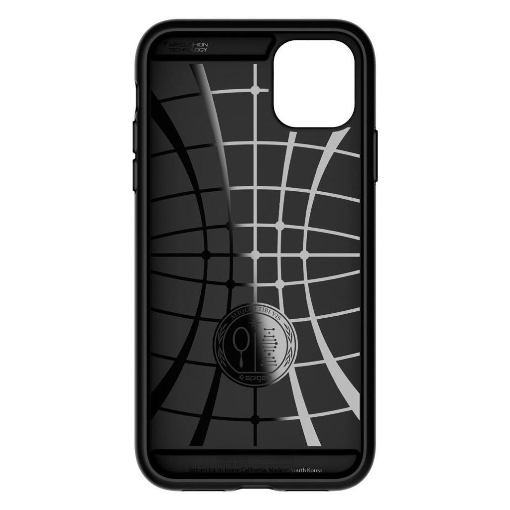 Spigen® Slim Armor CS™ 076CS27435 iPhone 11 Case - Black