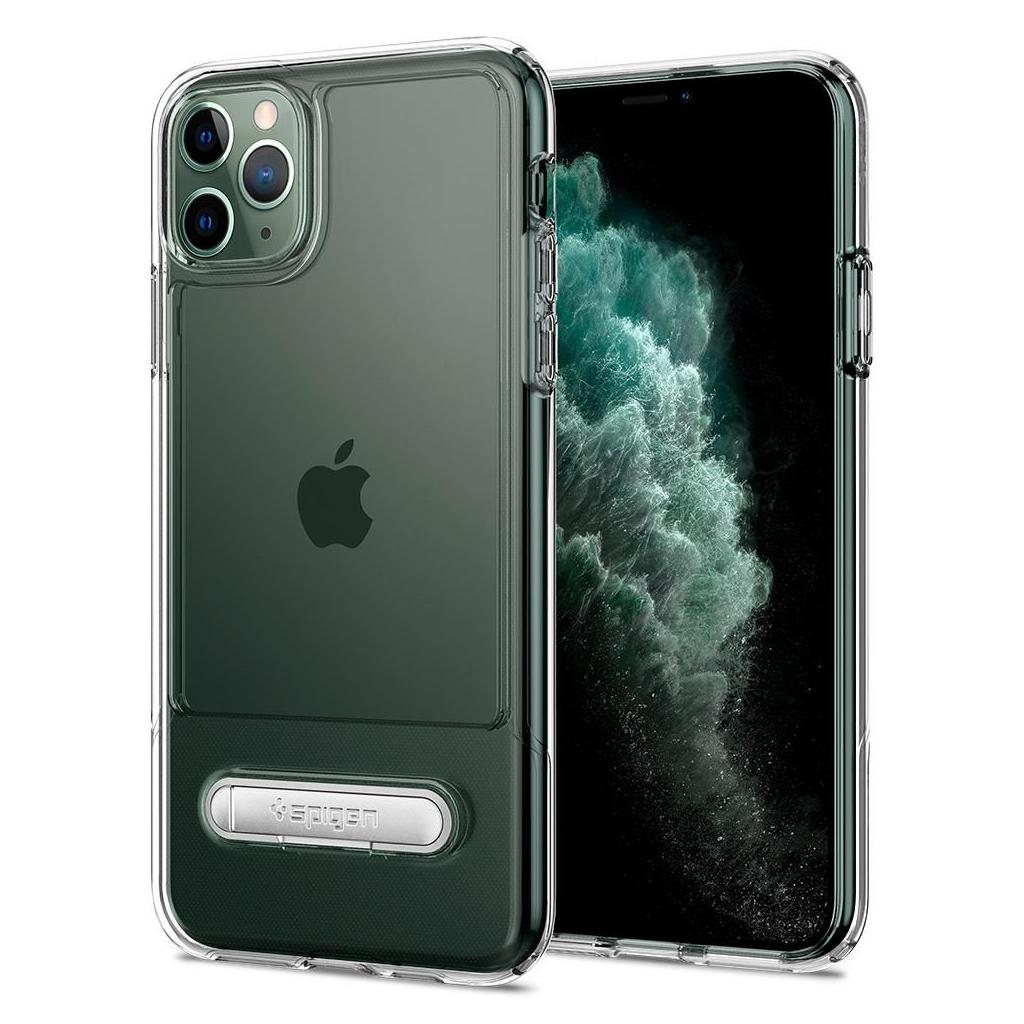 Spigen® Slim Armor Essential S™ 075CS27050 iPhone 11 Pro Max Case - Crystal Clear