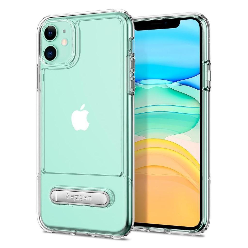 Spigen® Slim Armor Essential S™ 076CS27079 iPhone 11 Case - Crystal Clear