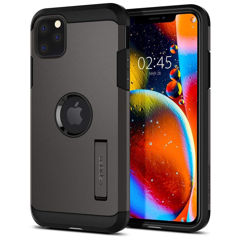 Spigen® Tough Armor™ 075CS27141 iPhone 11 Pro Max Case - Gunmetal