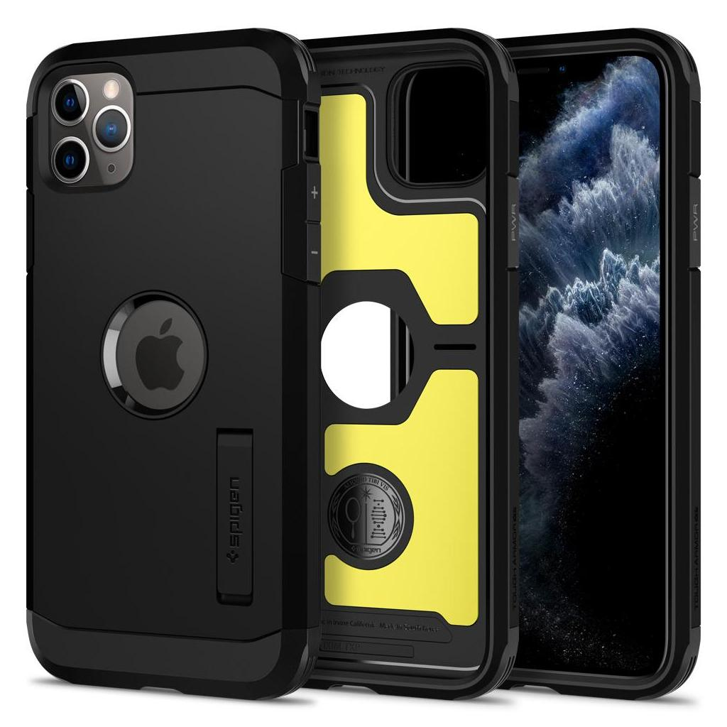 Spigen® Tough Armor™ 075CS27429 iPhone 11 Pro Max Case - Black