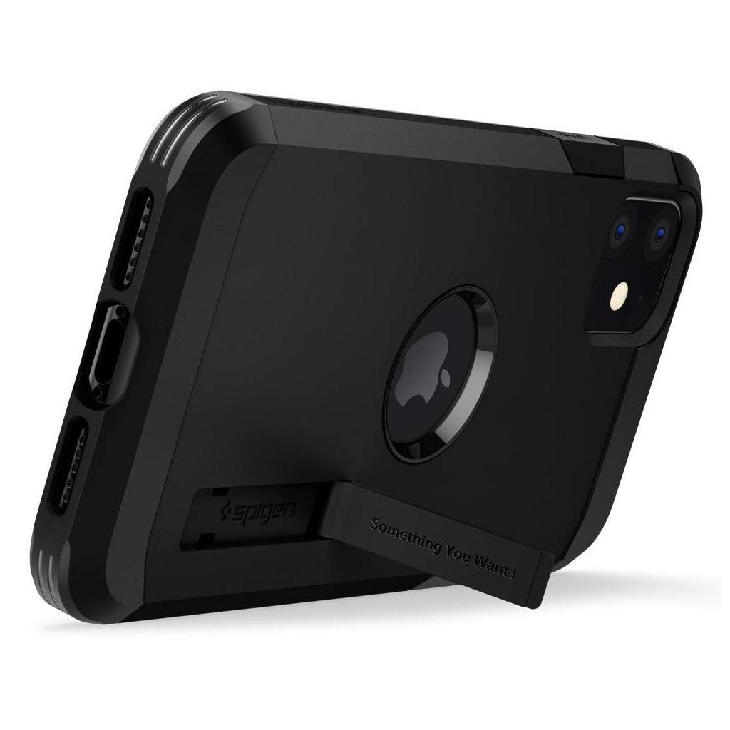 Spigen® Tough Armor™ 076CS27190 iPhone 11 Case - Black