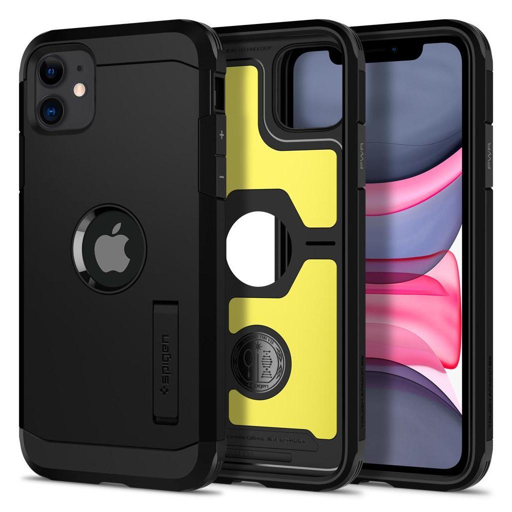 Spigen® Tough Armor XP™ 076CS27439 iPhone 11 Case - Black
