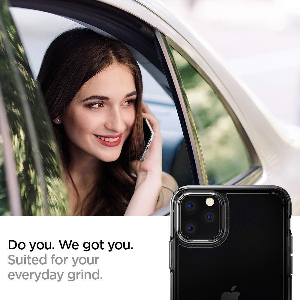 Spigen® Ultra Hybrid™ 077CS27233 iPhone 11 Pro Case - Crystal Clear