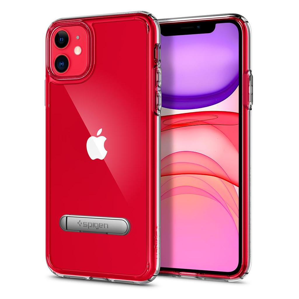 Spigen® Ultra Hybrid S™ 076CS27433 iPhone 11 Case - Crystal Clear