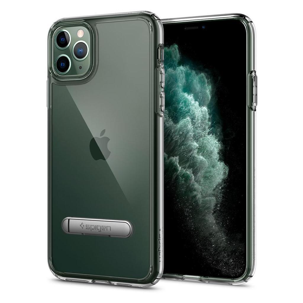Spigen® Ultra Hybrid S™ 077CS27443 iPhone 11 Pro Case - Crystal Clear