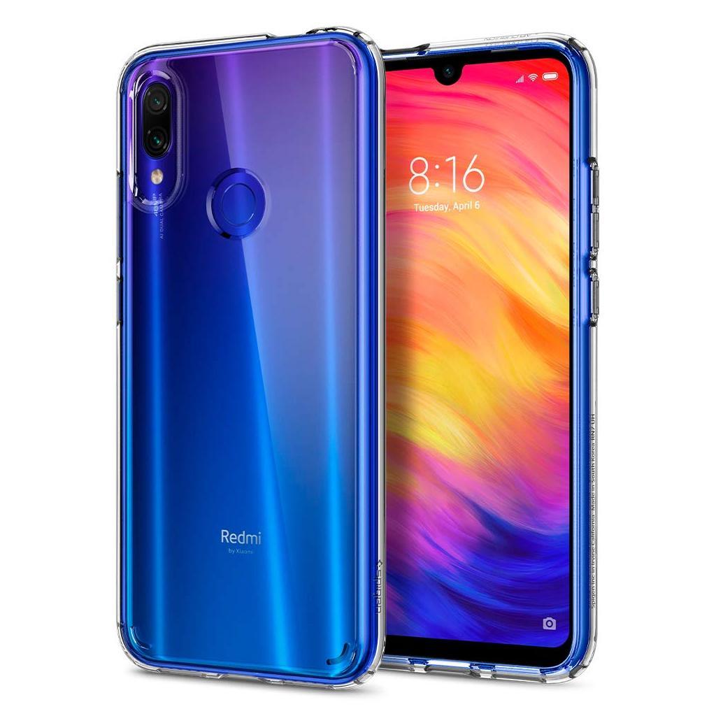 Spigen® Ultra Hybrid™ S34CS27291 Xiaomi Redmi Note 7 Case - Crystal Clear