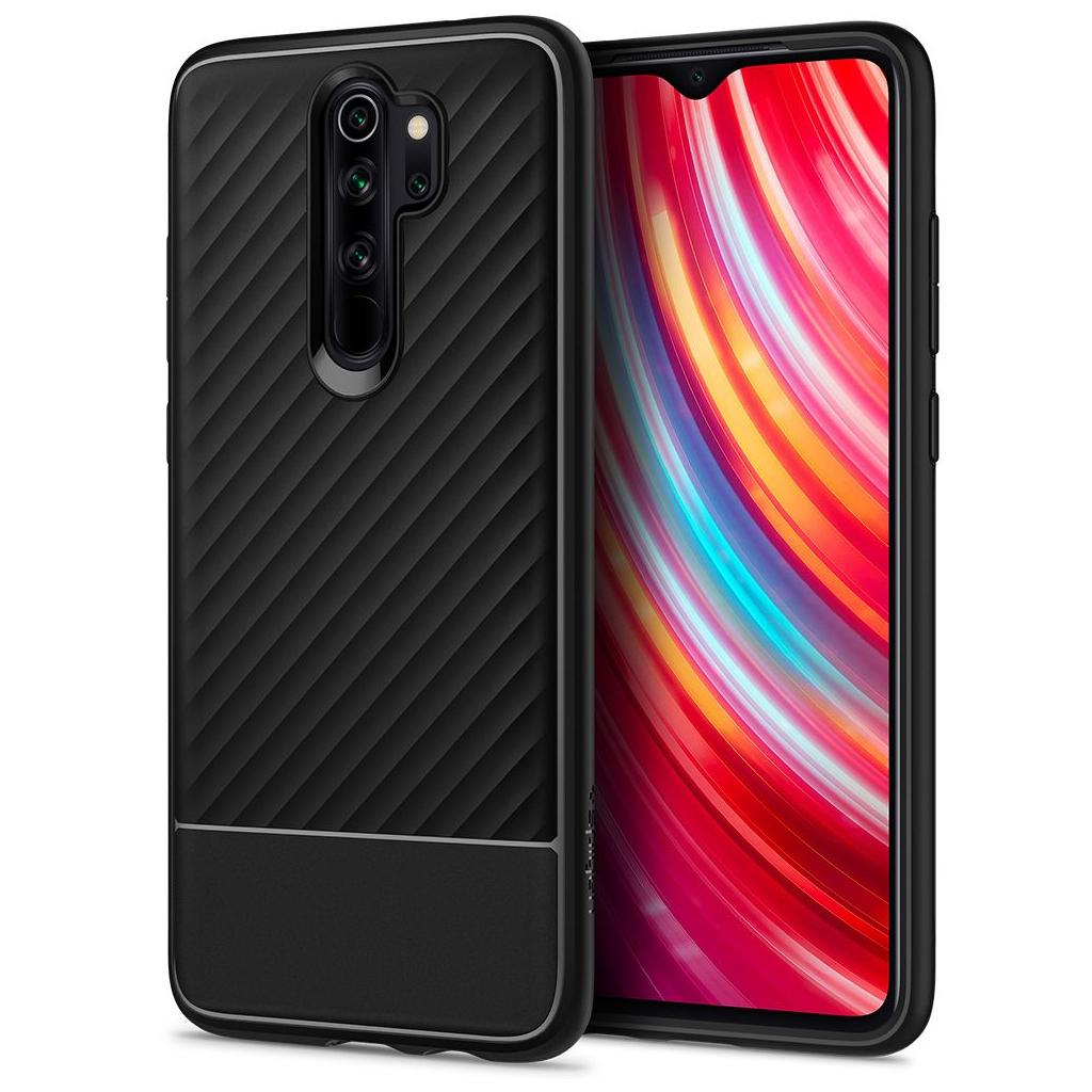Spigen® Core Armor™ ACS00270 Xiaomi Redmi Note 8 Pro Case - Matte Black