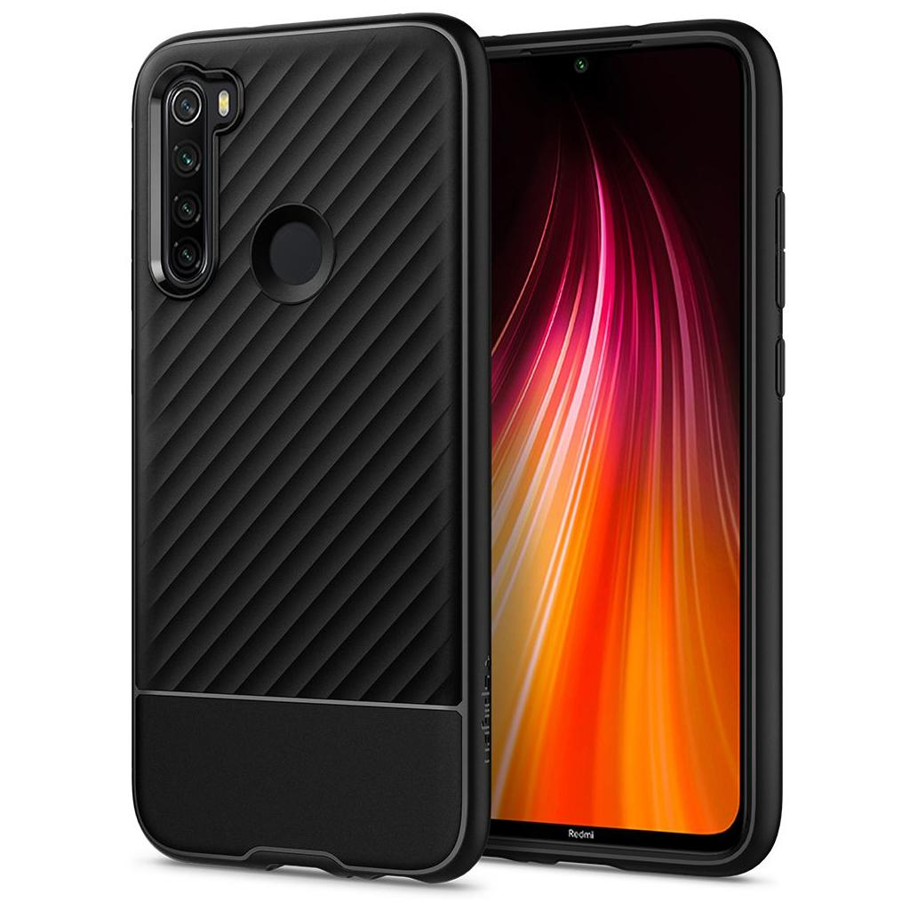 Spigen® Core Armor™ ACS00273 Xiaomi Redmi Note 8 Case - Matte Black