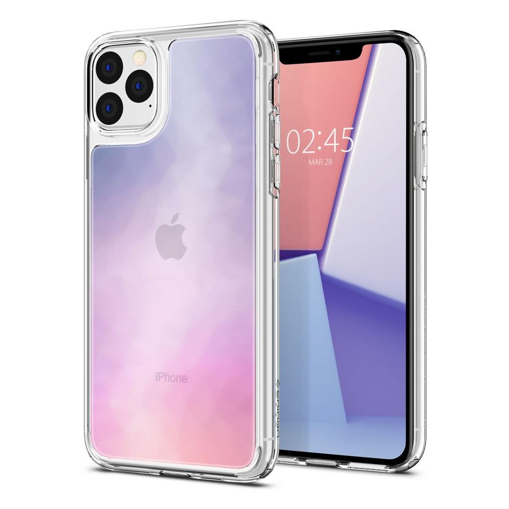 Spigen® Crystal Hybrid Quartz™ 075CS27063 iPhone 11 Pro Max Case - Gradiation