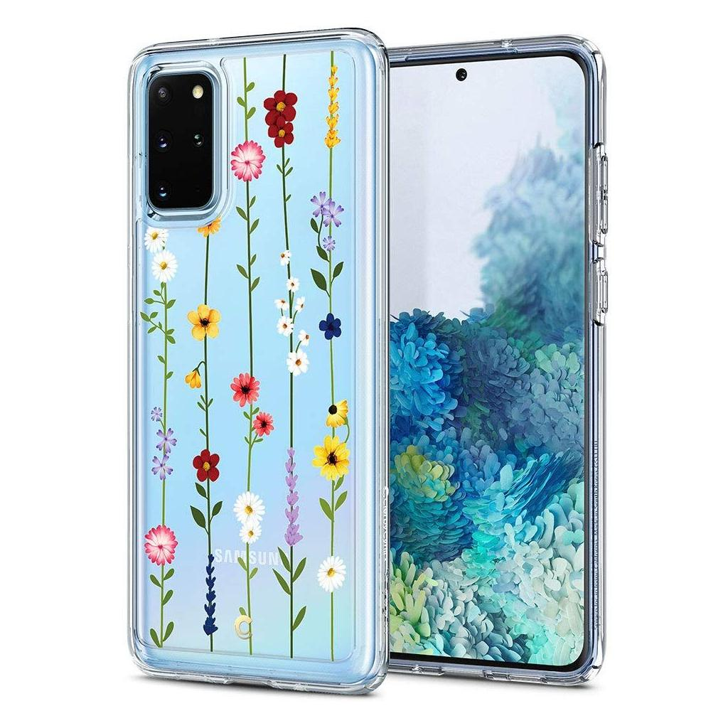 Spigen® Ciel by Cyrill Collection ACS00763 Samsung Galaxy S20+ Plus Case – Flower Garden