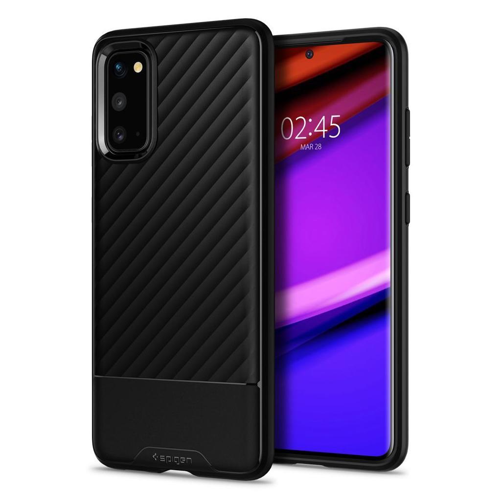 Spigen® Core Armor™ ACS00851 Samsung Galaxy S20 - Black