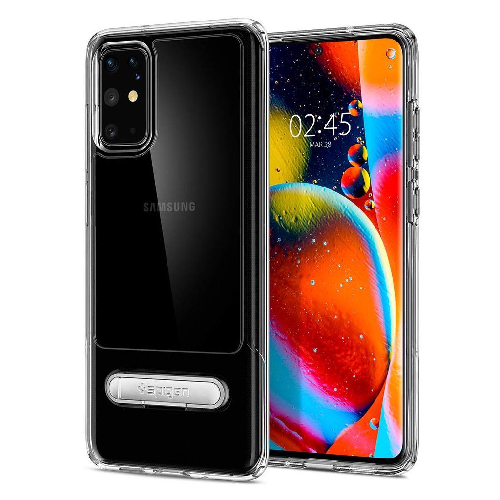 Spigen® Slim Armor Essential S™ ACS00650 Samsung Galaxy S20+ Plus Case - Crystal Clear