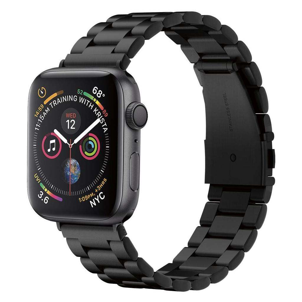 Spigen® Modern Fit™ 062MP25403 Apple Watch Series 5 / 4 (44mm) Case - Black