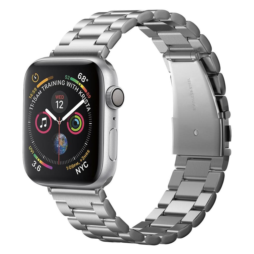 Spigen® Modern Fit™ 062MP25404 Apple Watch Series 5 / 4 (44mm) Case - Silver