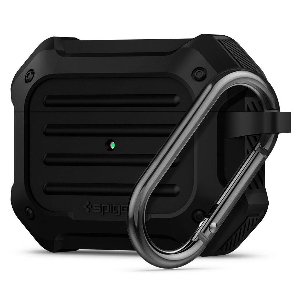 Spigen® Tough Armor™ ASD00537 Apple Airpods Pro Case - Black