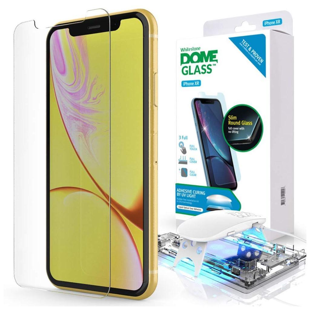 Whitestone Dome Glass™ iPhone 11 Premium Tempered Glass Screen Protector