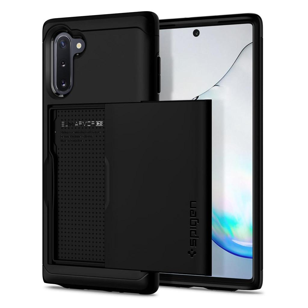 Spigen® Slim Armor CS™ ACS00233 Samsung Galaxy Note 10 Case - Black