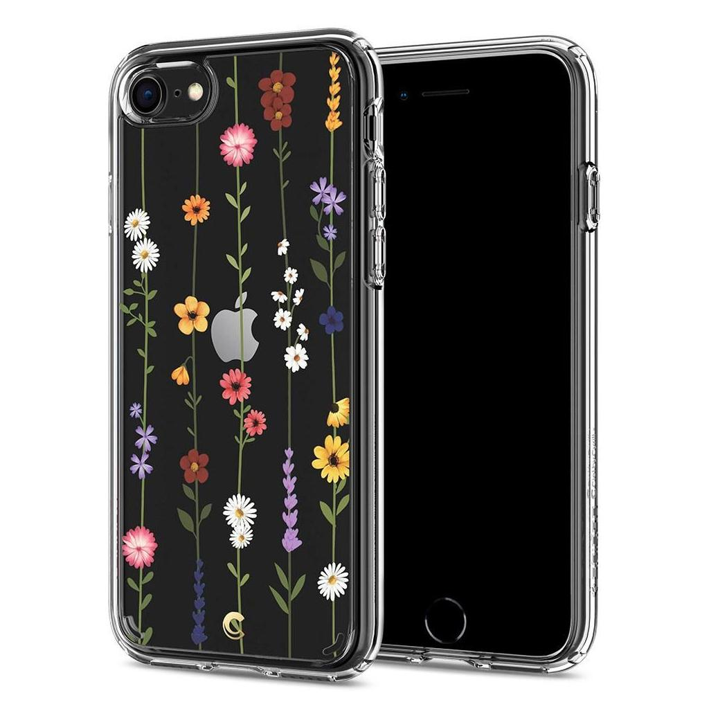 Spigen® Ciel by Cyrill Collection ACS00960 iPhone SE (2020) / 8 / 7 Case - Flower Garden