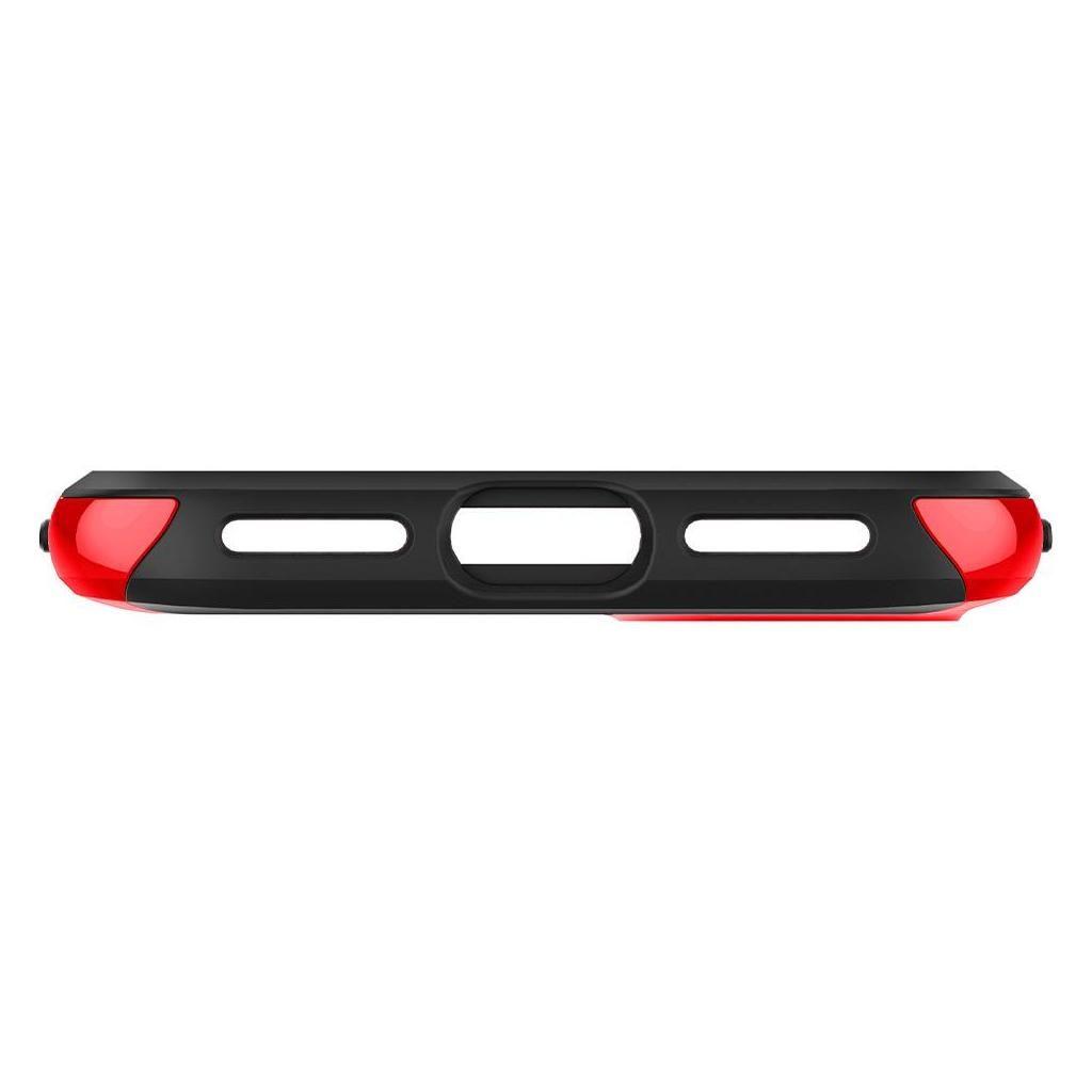 Spigen® Neo Hybrid™ Herringbone™ ACS00953 iPhone SE (2020) / 8 / 7 Case - Dante Red