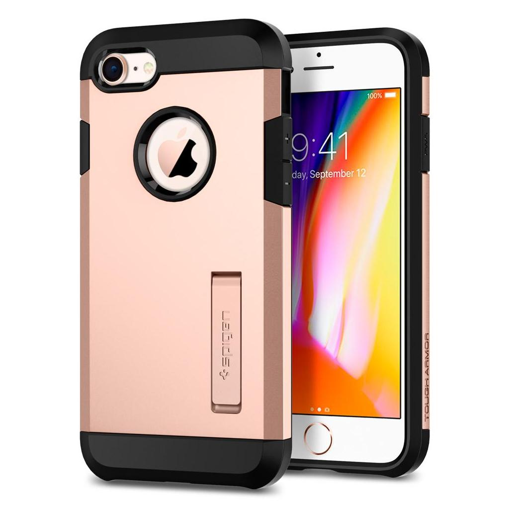 Spigen® Tough Armor™ 2 054CS22572 iPhone 8 / 7 Case - Blush Gold