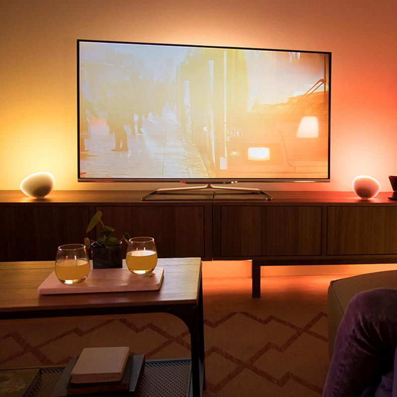 Philips Hue Go 2.0 Bluetooth - White and Color Ambiance
