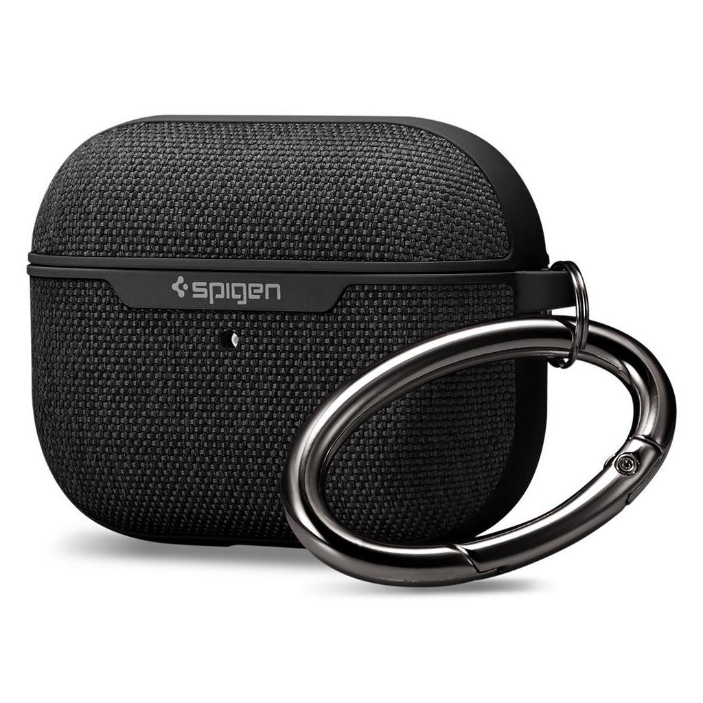 Spigen® Urban Fit™ ASD00572 Apple Airpods Pro Case - Black