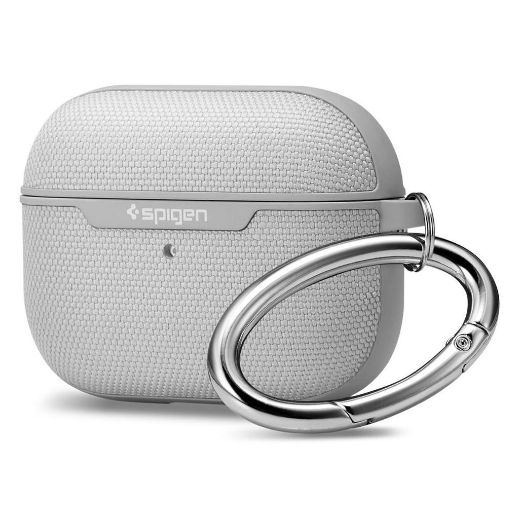 Spigen® Urban Fit™ ASD00573 Apple Airpods Pro Case - Gray