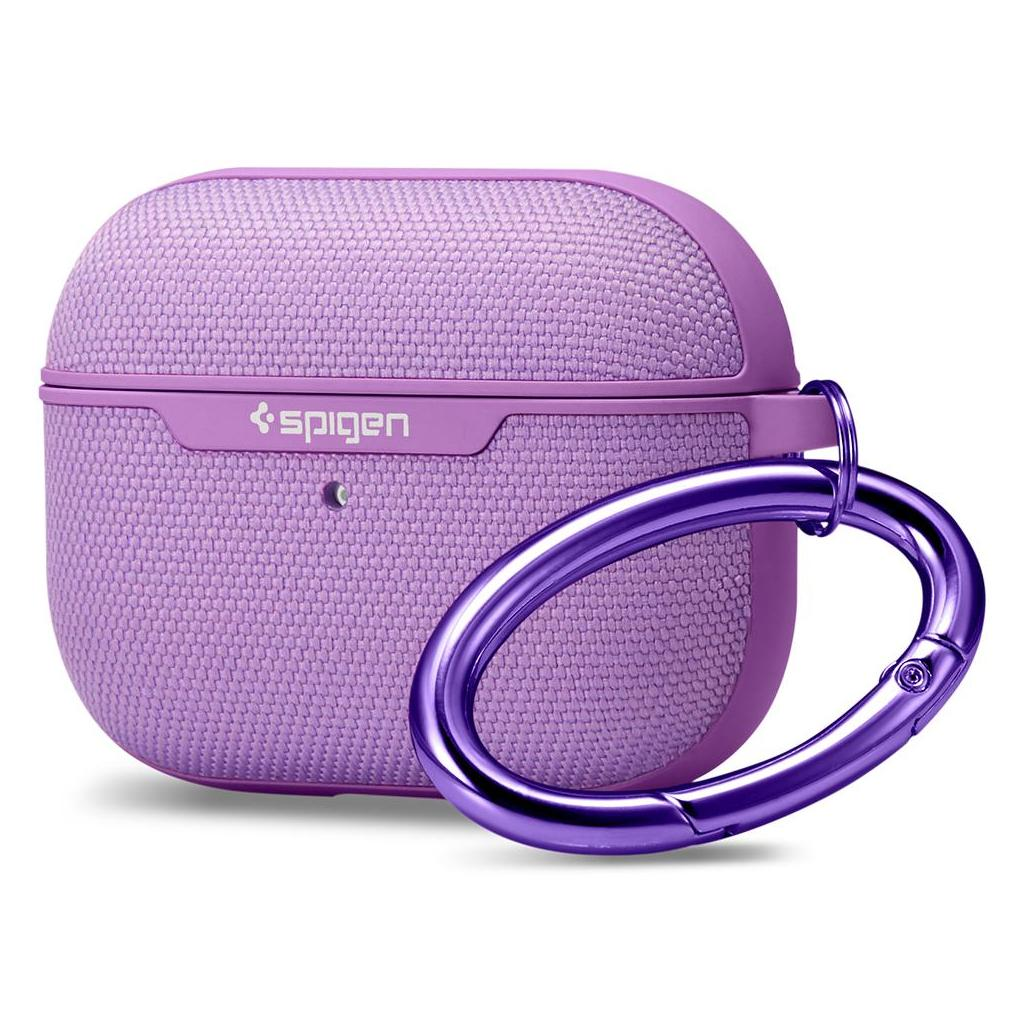 Spigen® Urban Fit™ ASD00574 Apple Airpods Pro Case - Purple