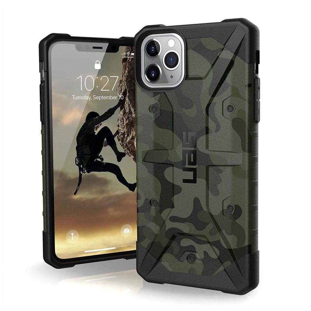 Urban Armor Gear (UAG) Pathfinder SE iPhone 11 Pro Max Case – Forrest Camo