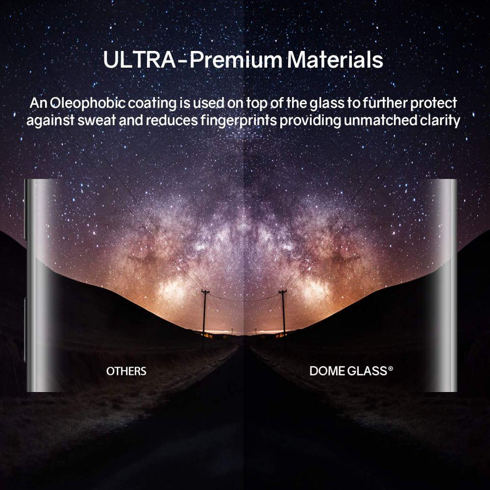 Whitestone Dome Glass™ Samsung Galaxy S10 Premium Tempered Glass Screen Protector